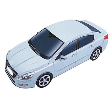 Jucării pentru mașini Puzzle 3D Modelul de hârtie Pătrat Reparații Hârtie Rigidă pentru Felicitări Clasic Unisex Cadou
