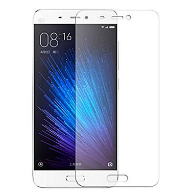 Screenprotector XIAOMI voor Xiaomi Mi 5 Gehard Glas 1 stuks Voorkant screenprotector 9H-hardheid High-Definition (HD)
