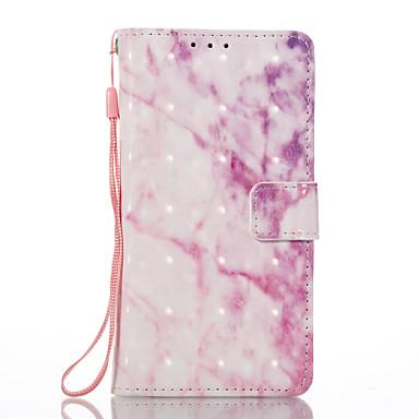Voor Sony xperia xa xperia e5 hoesje roze patroon 3D geverfde kaart stent portemonnee telefoon hoesje