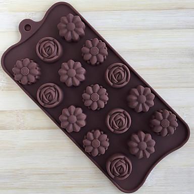 2 Stück Kuchenformen Neuheit Für Kochutensilien Für Brot Für Schokolade Für KuchenHeimwerken Backen-Werkzeug 3D Gute Qualität Kreative