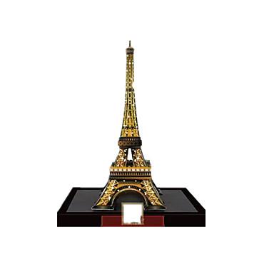 3D - Puzzle Papiermodel Modellbausätze Papiermodelle Spielzeuge Turm Berühmte Gebäude Architektur 3D Heimwerken Eisen Unisex Stücke