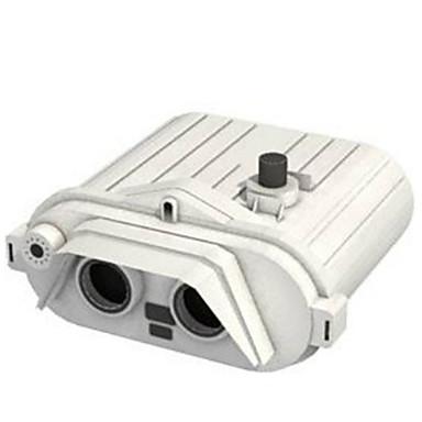 3D - Puzzle Papiermodel Papiermodelle Modellbausätze 3D Sport-Schutzbrillen Simulation Einrichtungsartikel Heimwerken Klassisch Unisex