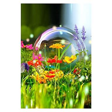 Puzzle Floare De lemn Lemn Unisex Cadou