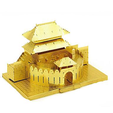 3D-puzzels Metalen puzzels Modelbouwsets Beroemd gebouw Architectuur Inrichting artikelen DHZ Kromi Klassiek Unisex Geschenk