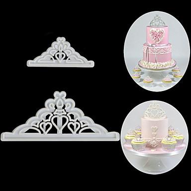 2 Stück Dessert Dekorateure Anderen Für den täglichen Einsatz Kunststoff Backen-Werkzeug