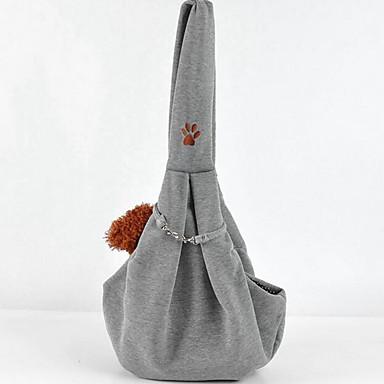 Kat Hond Dragers & Reistassen voorzijde Backpack Hoes Voor Autostoel Dog Pack Huisdieren Dragers Houd Warm Verstelbaar / Uitschuifbaar