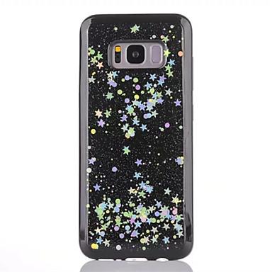 Maska Pentru Samsung Galaxy S8 Plus S8 Translucid Carcasă Spate Luciu Strălucire Moale TPU pentru S8 S8 Plus