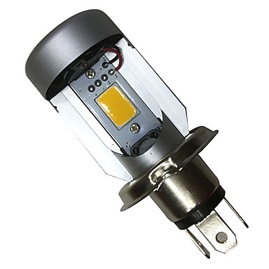 H4 Motor Lampen 20W COB 2000lm LED Koplamp