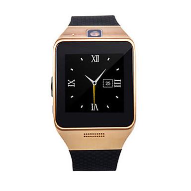 Heren Smart horloge Digitaal Rubber Band Zwart