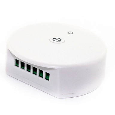 Telecomandă Controler RGB Plastic 1 piesă Accesorii pentru iluminat