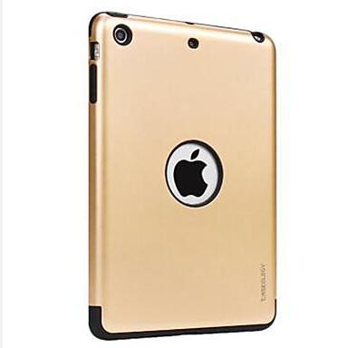 Pentru Apple ipad mini 3/2/1 capacul de caz cu capacul din spate capacul din spate solid color hard PC