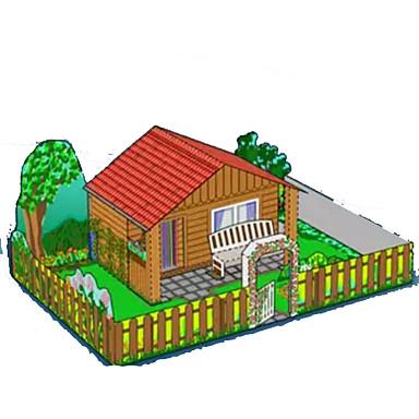 3D - Puzzle Papiermodelle Heimwerken Hartkartonpapier Kinder Unisex Geschenk