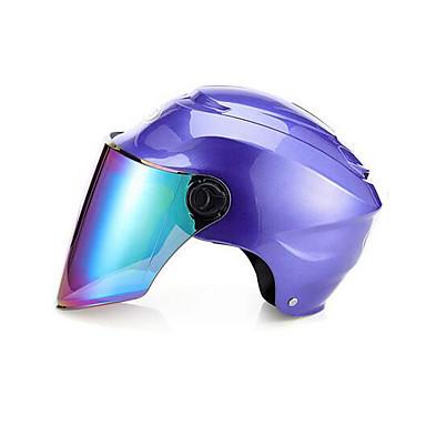 Halber Helm Formschluss Kompakt Luftdurchlässig Beste Qualität Half Shell Sport Motorradhelme