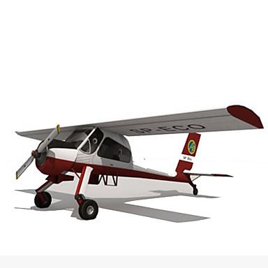 3D-puzzels Bouwplaat Speelgoedzweefvliegtuigen Papierkunst Modelbouwsets Vliegtuig Simulatie DHZ Hard Kaart Paper Klassiek Kinderen