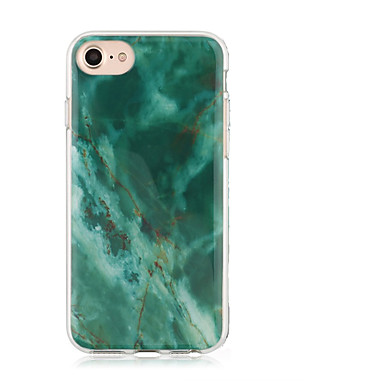 Case hoesje voor appel iPhone 7 plus iphone 7 iphone 6s plus iphone 6 plus iphone 6s iphone imd patroon back cover hoesje marmer soft tpu