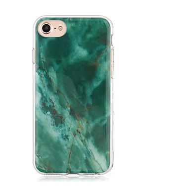 Fallabdeckung für appleiphone 7 plus iphone 7 iphone 6s plus iphone 6 plus iphone 6s iphone imd Muster rückseitige Abdeckungsfall Marmor