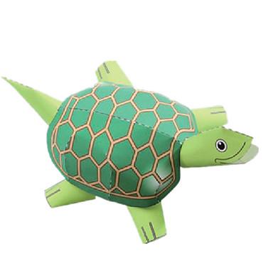 Puzzle 3D Modelul de hârtie Jucarii Pătrat 3D Animale Reparații Ne Specificat Bucăți