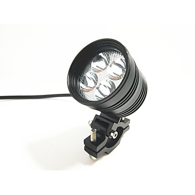 Motorfiets spotlicht buitenkant licht waterdicht licht 4 kralenlamp