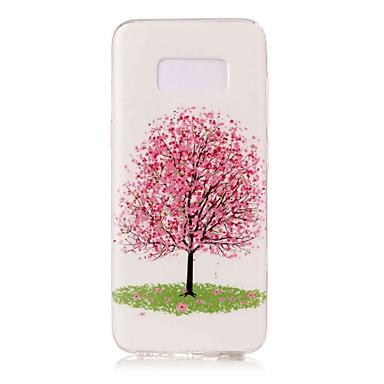 غطاء من أجل Samsung Galaxy S8 Plus S8 يضوي ليلاً نموذج غطاء خلفي شجرة ناعم TPU إلى S8 S8 Plus S7 edge S7 S6 edge S6 S5