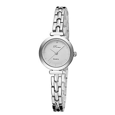 Dames Modieus horloge Armbandhorloge Kwarts Legering Band Zilver Goud Rose