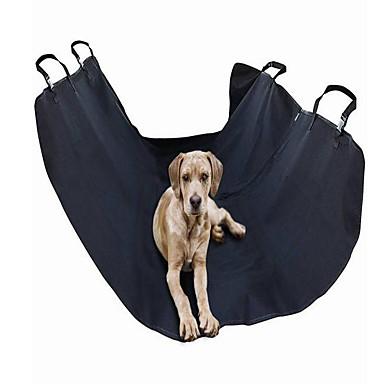 Pisici Câine Husă Scaune Mașină Animale de Companie  Genţi Transport Impermeabil Ajustabile/Retractabil Portabil PliabilMată