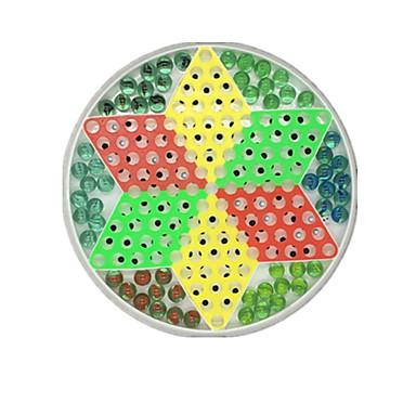 Bordspellen Speeltjes Groot formaat Rond Glas Stuks Niet gespecificeerd Geschenk