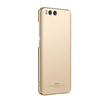 Hülle Für Xiaomi Mattiert Rückseite Volltonfarbe Hart PC für Xiaomi Mi 6