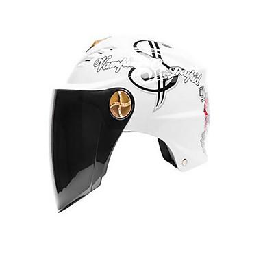 Halve helm Past Op Maat Compact Ademend Beste kwaliteit half Shell Sportief Motorhelmen