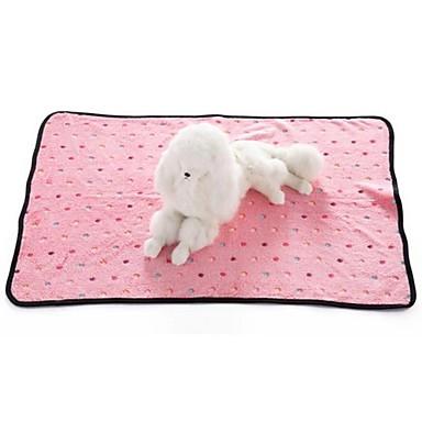 Kat Hond bedden Huisdieren dekens Grijs Blauw Roze Voor huisdieren