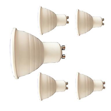 7W 580 lm MR16 LED-spotlampen 6 leds SMD 3030 Warm wit Wit AC 220V