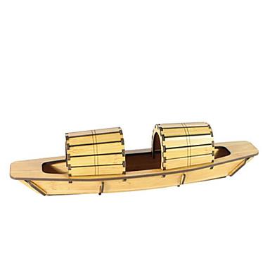3D - Puzzle Holzpuzzle Kriegsschiff 3D Heimwerken Naturholz Geburtstag Unisex Geschenk