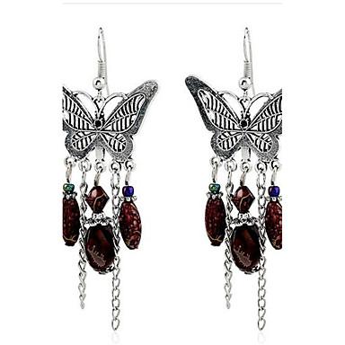 Damen Ohrringe Set Vintage individualisiert überdimensional Modisch Aleación Schmetterling Schmuck Für Bühne Festtage Festival