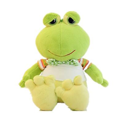 Plüschtiere Kissen Spielzeuge Frosch Tier Schwamm Kinder Unisex Stücke