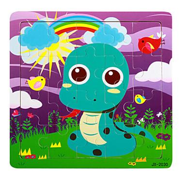 Legpuzzel Speeltjes Dinosaurus Bloem Niet gespecificeerd Stuks