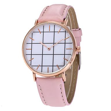 Pentru femei Unic Creative ceas Ceas de Mână Ceas Militar  Ceas La Modă Ceas Sport Ceas Casual Quartz cald Vânzare Piele Bandă Charm Lux