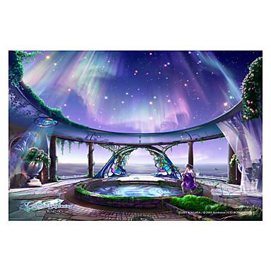Puzzle Dom Castel Clădire celebru Arhitectură Desen animat Αστέρι Floare De lemn Lemn Unisex Cadou