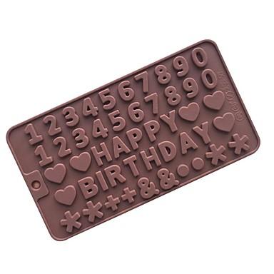 1 Bucată Materiale pentru torturi Gheață pentru ciocolată tort Instrumentul de coacere