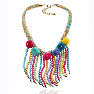 Pentru femei Geometric Shape Lux Vintage Hip-Hop Bijuterii Statement Coliere Bijuterii Aliaj Coliere . Nuntă Petrecere Scenă Concediu