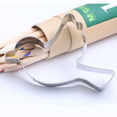 أدوات خبز فولاذ مقاوم للصدأ+ABS بدرجة A Everyday Use أدوات فطيرة 1PC