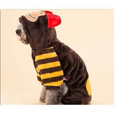Hond Doggy jumpsuit kostuums Jumpsuits Hondenkleding Ademend Halloween Cosplay Dier Kostuum Voor huisdieren