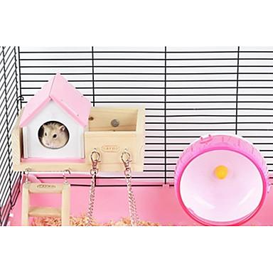 Hamster Silikon Betten Blau Rosa