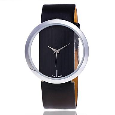 Pentru femei Quartz Ceas de Mână Ceas Schelet Chineză Ceas Casual PU Bandă Prăjit Casual Desen animat Unic Watch Creative Ceas Elegant