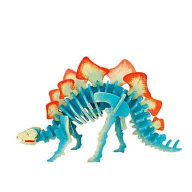Puzzle 3D Puzzle Jucarii Dinosaur Reparații Articole de mobilier Lemn Pentru copii Bucăți