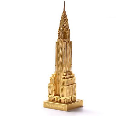 3D - Puzzle Holzpuzzle Berühmte Gebäude Architektur 3D Edelstahl Metal 6 Jahre alt und höher