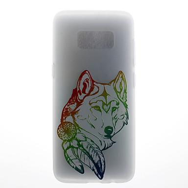 غطاء من أجل Samsung Galaxy S8 Plus S8 نموذج غطاء خلفي حيوان ناعم TPU إلى S8 S8 Plus S7 edge S7 S6 edge S6