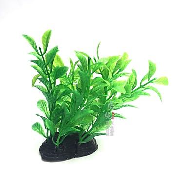 Aquarium Decoratie Planten Hars