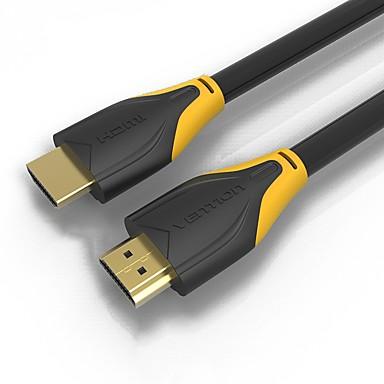 VENTION HDMI 1.4 Cablu, HDMI 1.4 to HDMI 1.4 Cablu Bărbați-Bărbați 4K*2K Placată cu aur 10.0M (30ft)