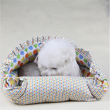 Hond bedden Huisdieren Matten & Pads Blauw Roze Voor huisdieren