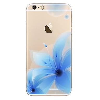Caz pentru iphone 7 7 plus model de flori tpu soft back cover pentru iphone 6 plus 6s plus iphone 5 se 5s 5c 4s