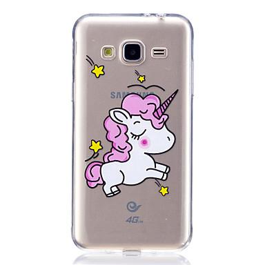 samsung j5 2017 custodia unicorno